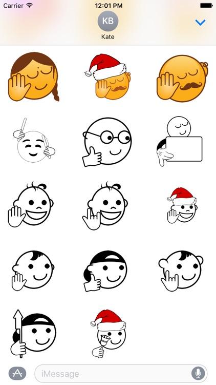 Jo Baka Jo Stickers
