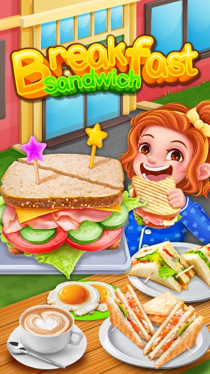Breakfast Sandwich Food Maker - Baby Meal Party