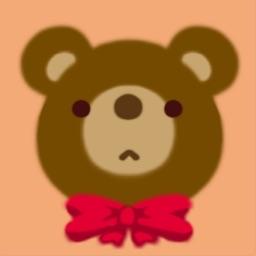 Kuma Timer - Bear's Face Timer