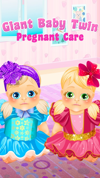Giant Baby Twins Pregnant Care Free