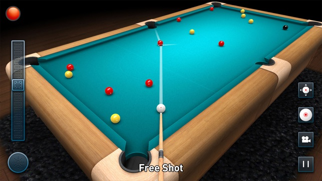 3D Pool Game HD Screenshot