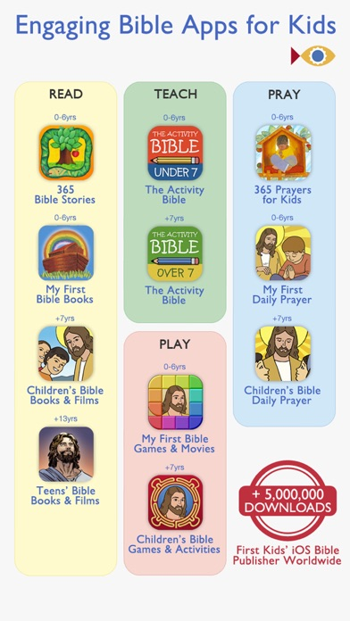 My First Bible Stories for Family & Sunday School | App Price Drops