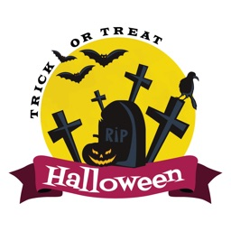 Crazy Halloween Sticker for iMessage #15