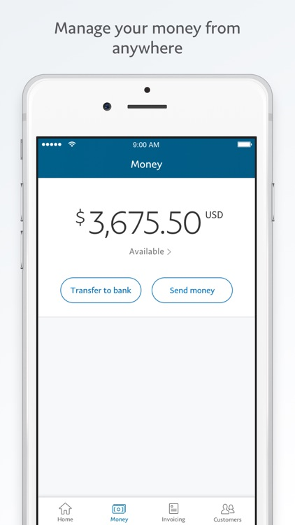 PayPal Business - Send invoices and get paid screenshot-4