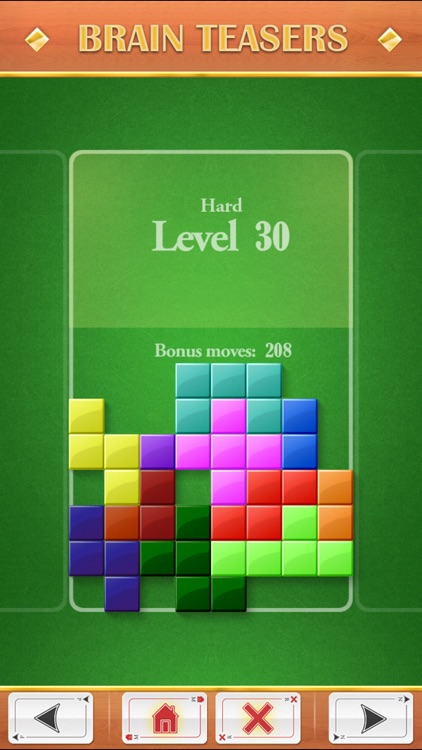 Brain Games - free puzzle pop mind games screenshot-3
