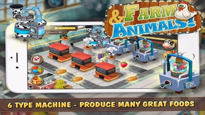 Screenshot #6 for Farm and Animals : Harvesting under the blue moon