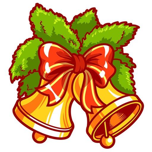 Christmas Stickers Pack 4 - Weihnachten - Noël