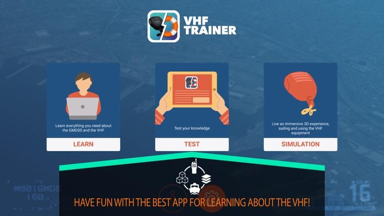 VHF Trainer