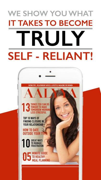 AALYYA : Dating, Relationship & Self-Help Magazine screenshot-4