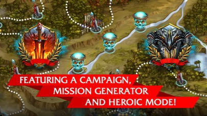Screenshot from Defenders: Tower Defense Origins