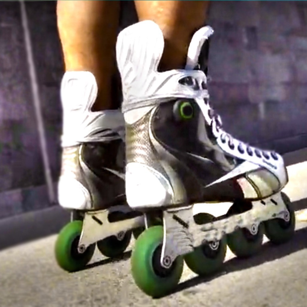 Aggressive Inline Skating - Roller Skating Game hack