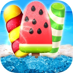 Ice Candy and Popsicle Maker