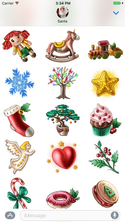 Christmas Stickers by Rudy screenshot-4