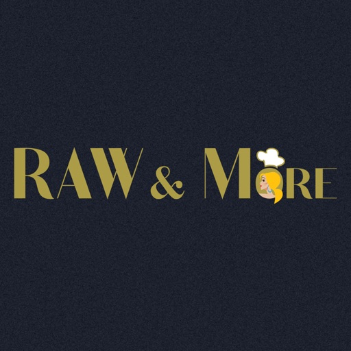 Raw & More - English icon