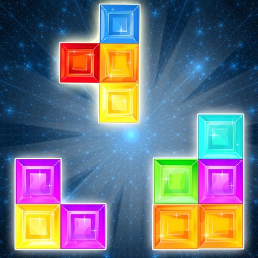 Tetra Brick Puzzle Game - 10x10 Blitz Challenge