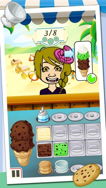 Ice Cream - The Yummy Ice Cream Game screenshot-4