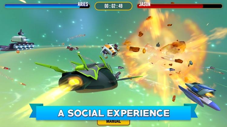 Space Legend : Battle for Eternity screenshot-3