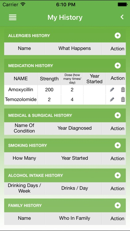 E.R.S. Health screenshot-4