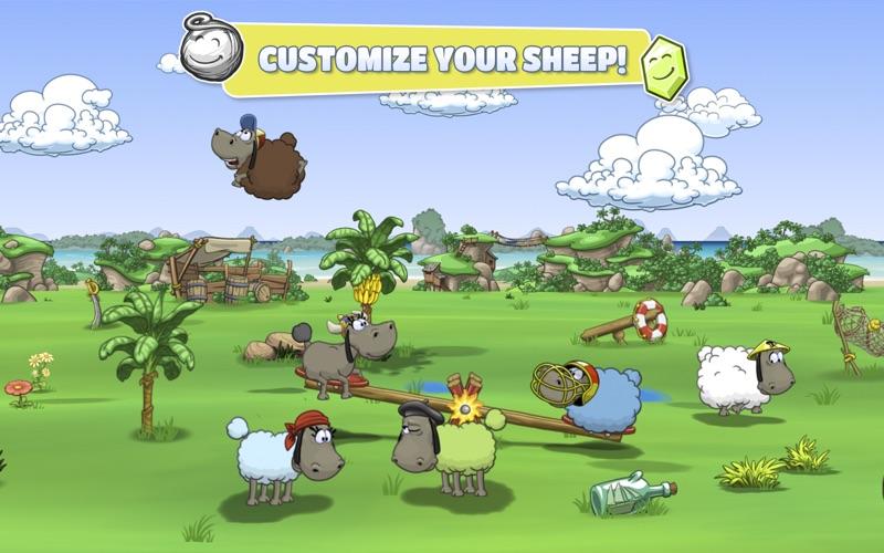 Clouds & Sheep 2 screenshot 1
