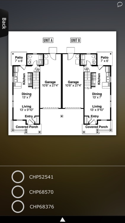 House Plans - Craftsman screenshot-3