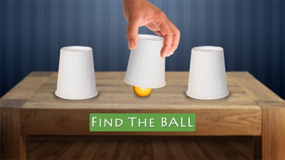 Whack The Cup - find the hidden ball-0