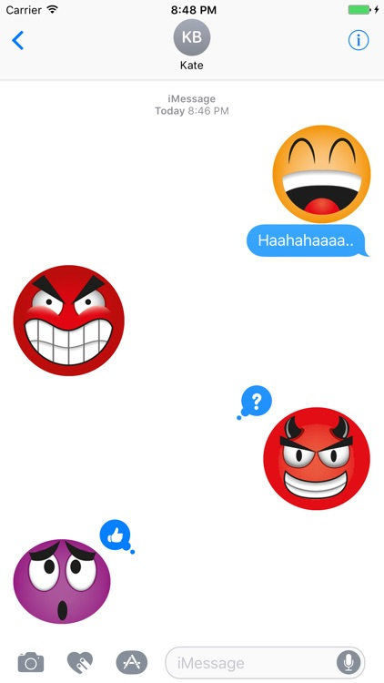 Emoticons - Fc Sticker