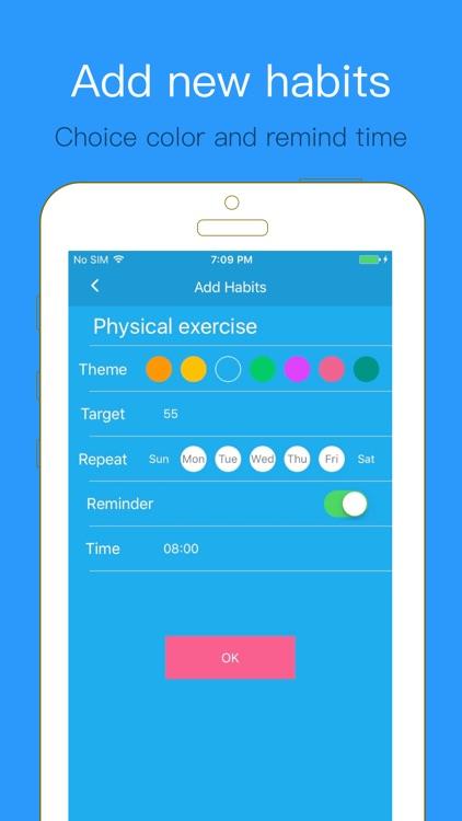 Habits Tracker Pro - Build healthy lifestyles