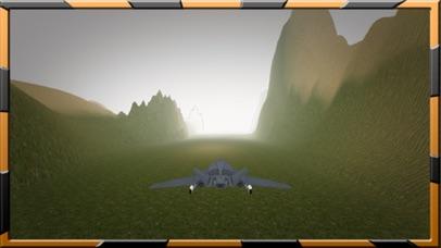 Ultimate Air Attack of Fighter Raptor Simulator screenshot three