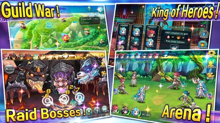 Final Chronicle (Fantasy RPG) screenshot-4