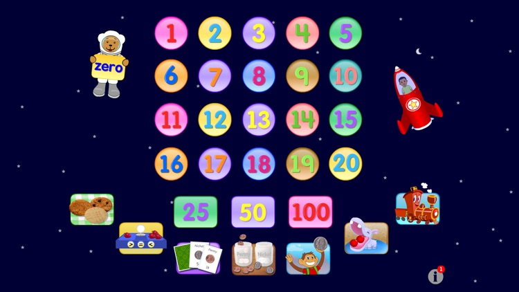 Starfall Numbers screenshot-0