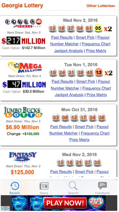 Top 10 Apps like Ohio Lotto Results in 2019 for iPhone & iPad