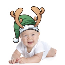 Christmas Accessories Sticker for iMessage #1