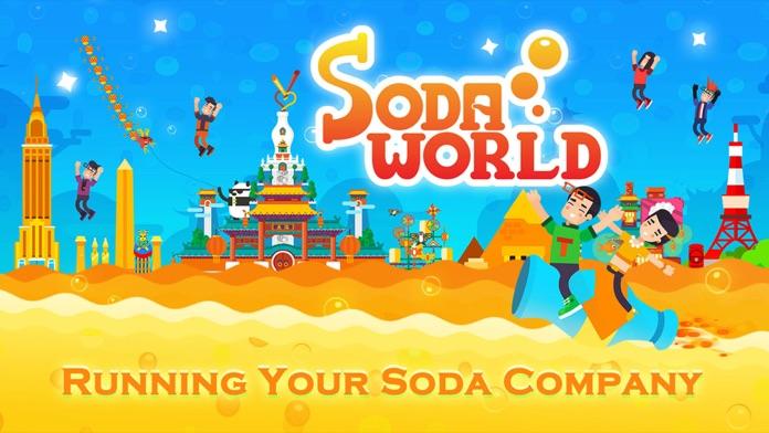 Soda World - Your Soda Inc Screenshot