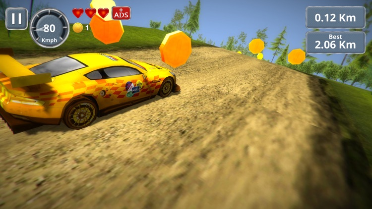 Rally Racing 3D screenshot-3