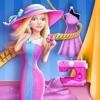 时装设计师游戏 3D: 虚拟演播室为创建衣服和精品的时尚女孩