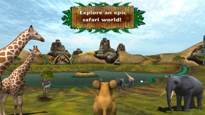 Safari Tales screenshot 7
