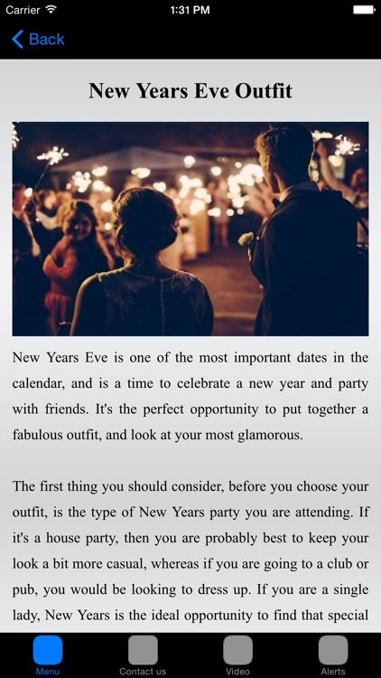 New Years Eve Ideas & Celebration screenshot-3