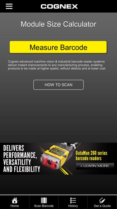 Barcode Module Size Calculator