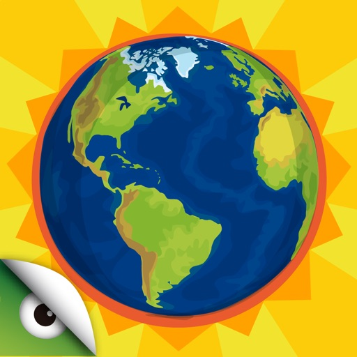 Atlas D For Kids Games To Learn World Geography App Data - Learn world geography