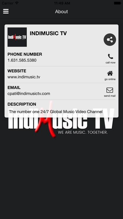 IndiMusic TV screenshot-4
