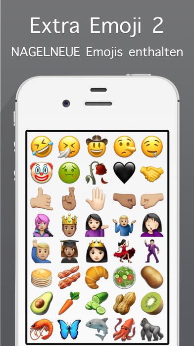 Emojis for iPhoneScreenshot von 1