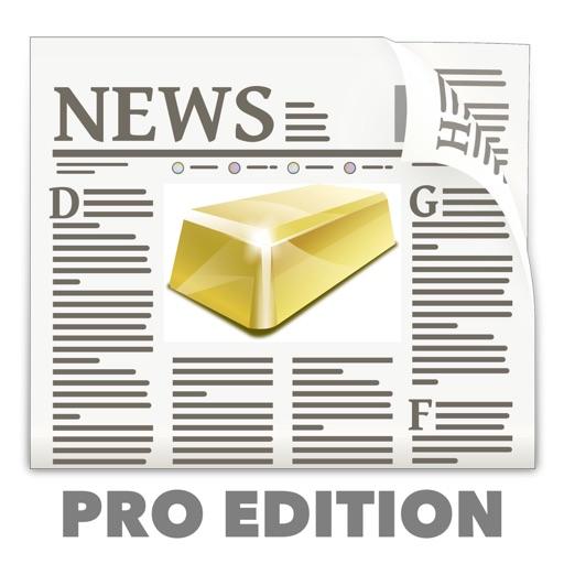 Gold News & Precious Metal Prices Today Pro