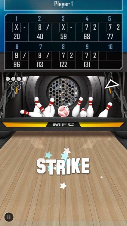 Bowling 3D Pro Plus screenshot-0