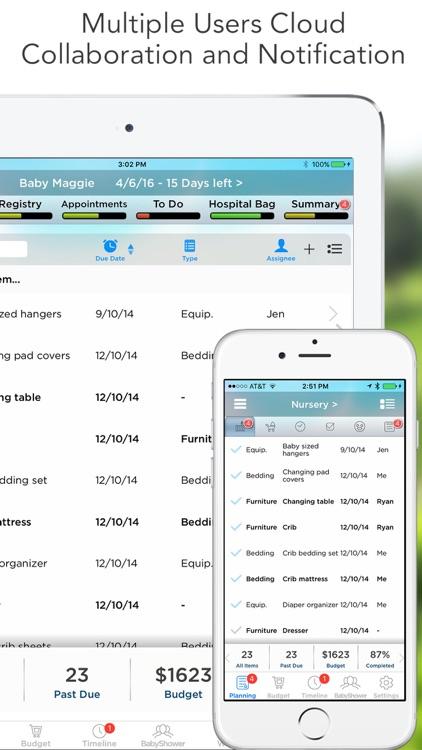 Pro Pregnancy Organizer screenshot-4