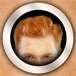 Ícone do app Ginger Booth
