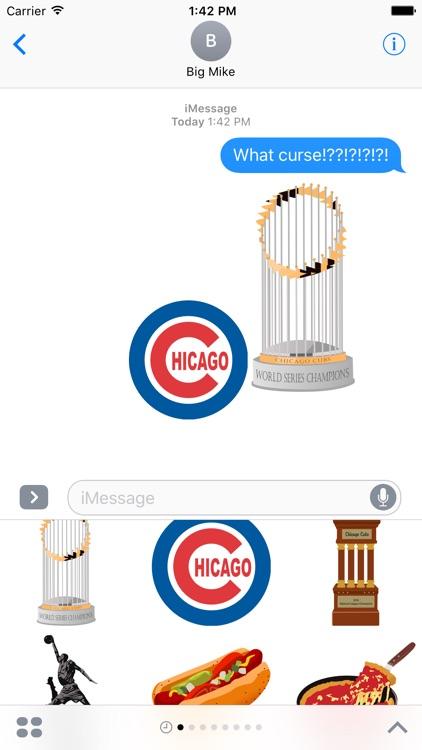 Chicago Sticker Collection