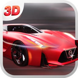 3D City Racing : The Real Car Games Experience