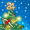 Advent Tree Christmas mini games