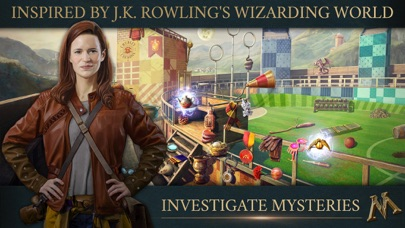 download Fantastic Beasts™: Cases apps 1