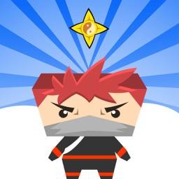 Blockhead Ninja Escape
